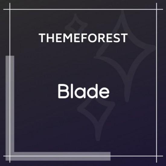 Blade Responsive Multi-Functional WordPress Theme