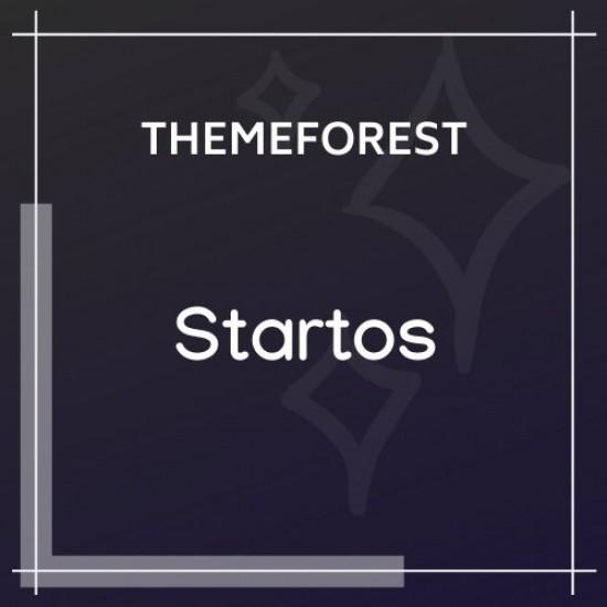 Startos Modern App Landing Page WordPress Theme 1.5.0
