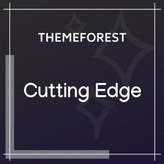 Cutting Edge Spa Hair Salon WordPress Theme
