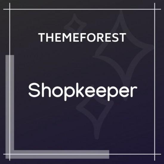 Shopkeeper eCommerce WP Theme
