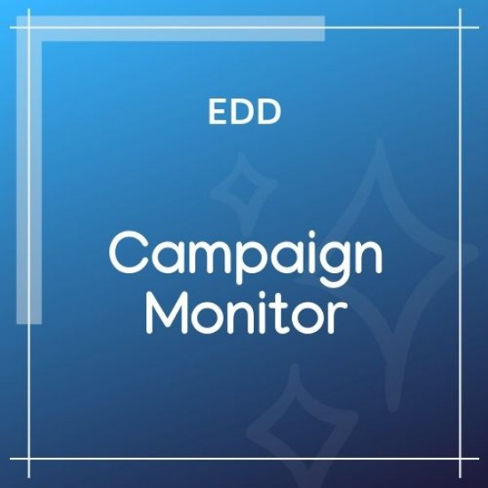 Easy Digital Downloads Campaign Monitor 1.1.1