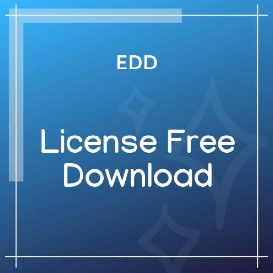 Easy Digital Downloads License Free Download 1.0