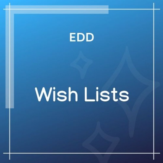 Easy Digital Downloads Wish Lists 1.1.7