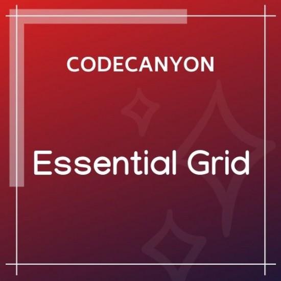 Essential Grid WordPress Plugin 2.3.6