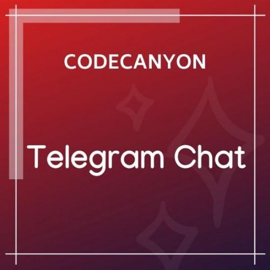 Telegram Chat Plugin for WordPress
