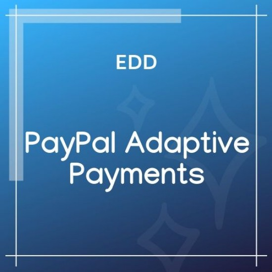 Easy Digital Downloads PayPal Adaptive Payments 1.3.5