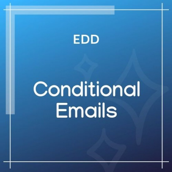 EDD Conditional Emails Add-on 1.1.1