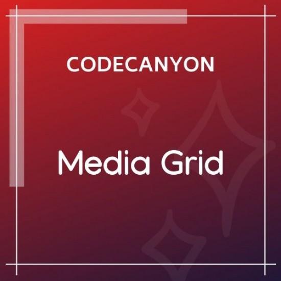 Media Grid – WordPress Responsive Portfolio