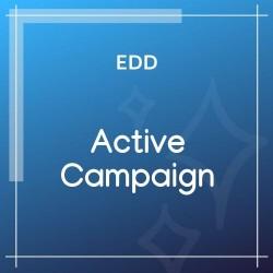 Easy Digital Downloads ActiveCampaign 1.1.1