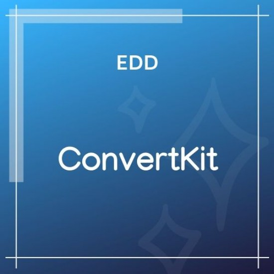 Easy Digital Downloads ConvertKit 1.0.6