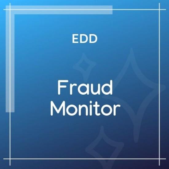 Easy Digital Downloads Fraud Monitor 1.1.4