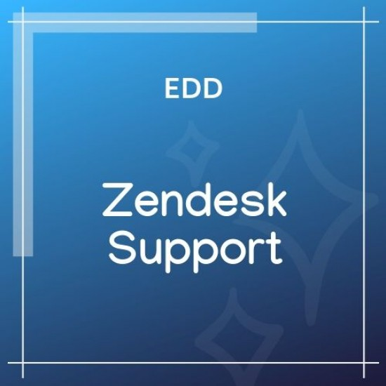 Easy Digital Downloads Zendesk Support 1.3.0