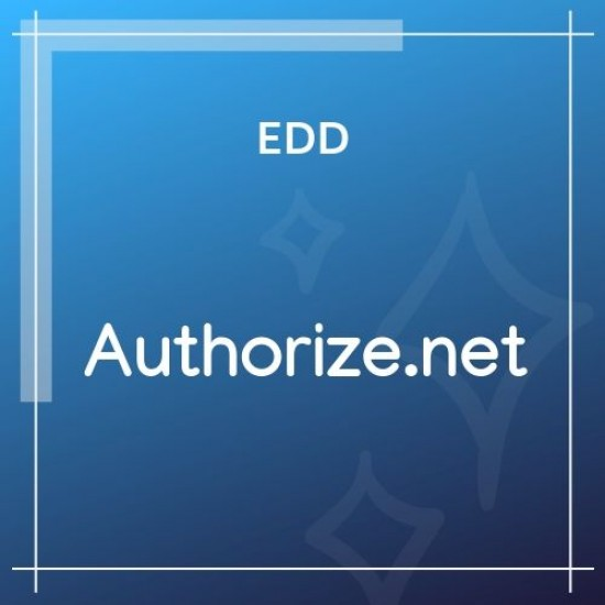 EDD Authorize.net Payment Gateway 1.1.3