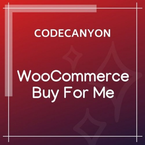 WooCommerce Buy For Me Plugin 3.2.1