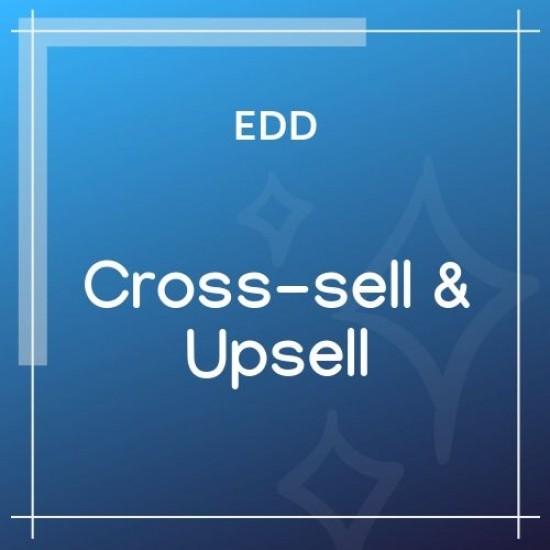 EDD Cross-sell and Upsell