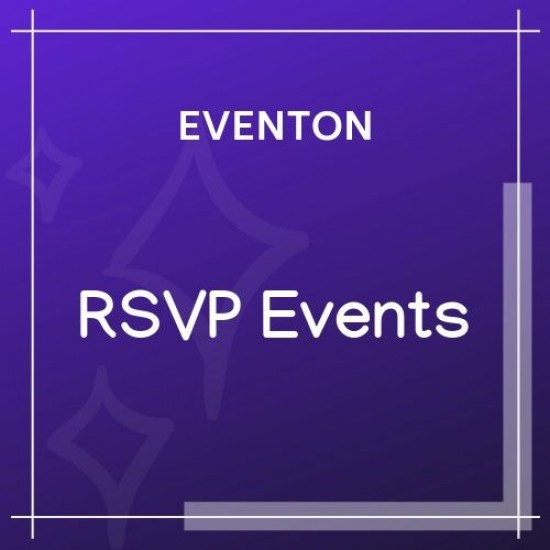 EventOn RSVP Events Add-on 2.6.7