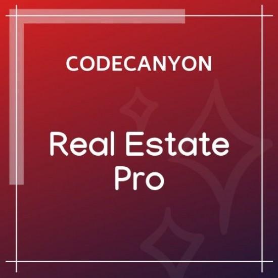 Real Estate Pro WordPress Plugin