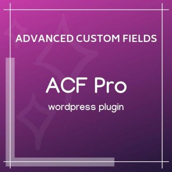 Advanced Custom Fields (ACF) Pro