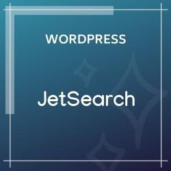 JetSearch for Elementor WordPress Plugin