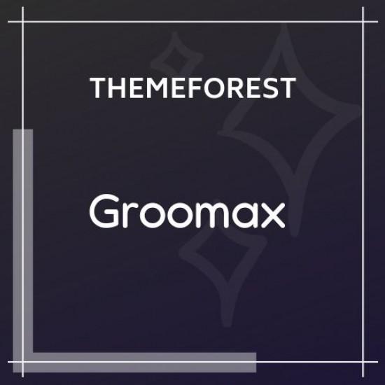 Groomax Pet Grooming Shop WordPress Theme 1.2