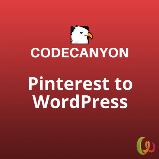 Pinterest to WordPress Plugin 1.1.0