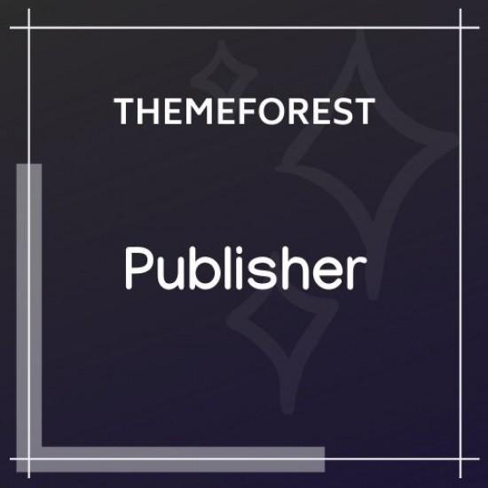 Publisher Newspaper Magazine AMP 7.6.2