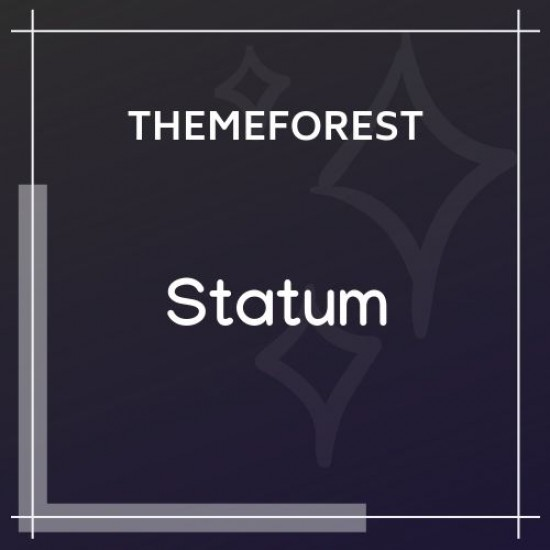 Statum Business Agency WordPress Theme 1.0