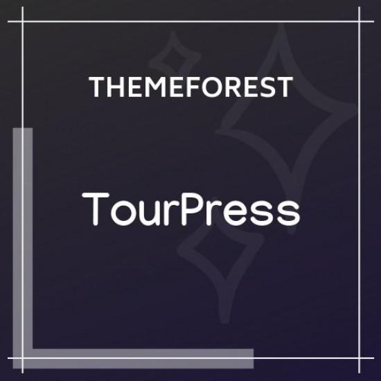 TourPress Travel Booking WordPress Theme
