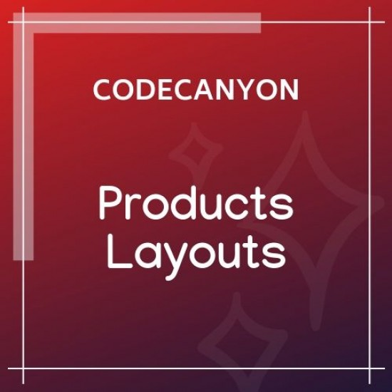 Woocommerce Products Layouts for Visual Composer 2.3.5