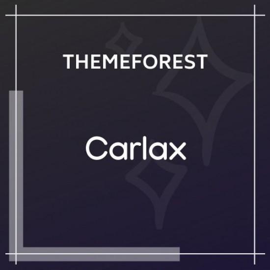 Carlax Car Parts Store Auto Service WordPress Theme