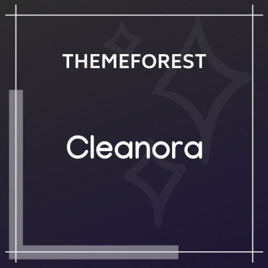 Cleanora Cleaning Services Theme