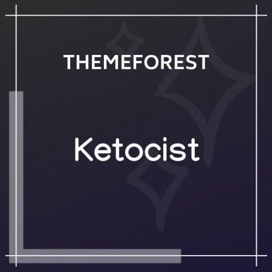 Ketocist Keto Diet WordPress Theme