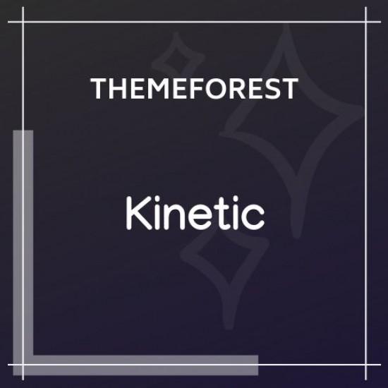 Kinetic Desktop, Mobile Product App Theme 1.0.1