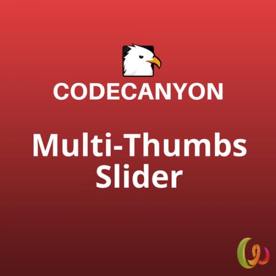 Multi-Thumbs Slider for WordPress 1.2.6