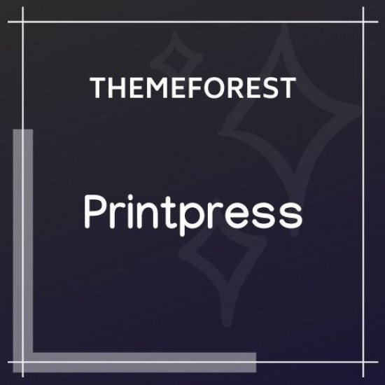 Printpress Book Publishing WordPress Theme 1.0.0