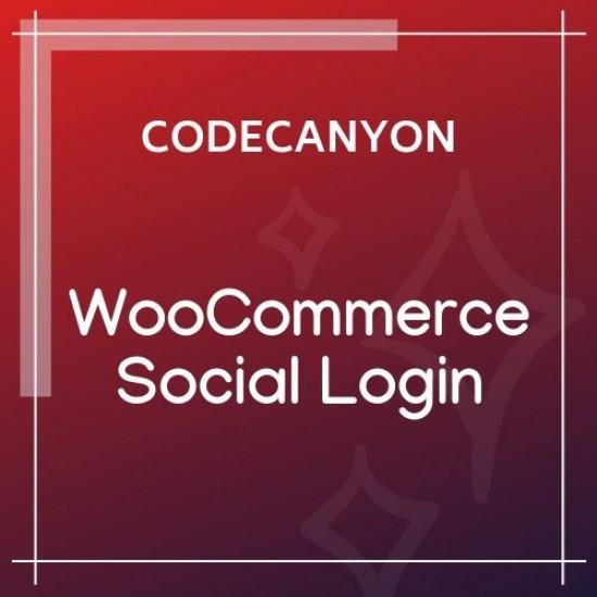 Codecanyon WooCommerce Social Login