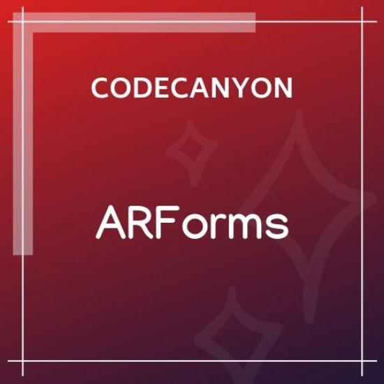 ARForms Form Builder
