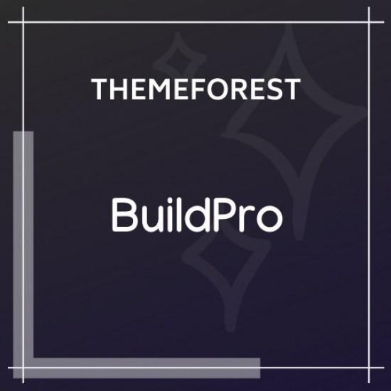 BuildPro Business, Building Construction WordPress Theme