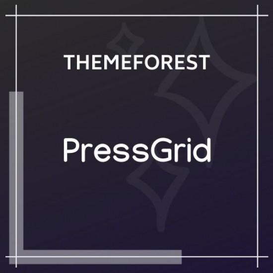 PressGrid Frontend Publish Reaction Multimedia 1.2.3
