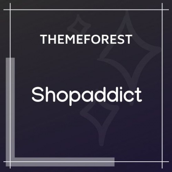Shopaddict WordPress Landing Pages To Sell Anything 1.0.0