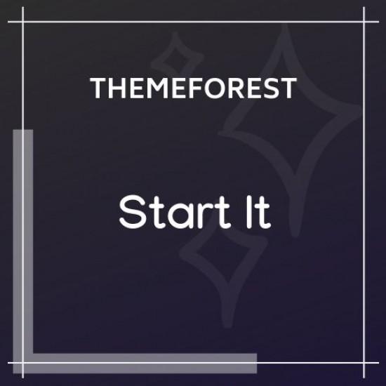 Start It Technology Startup WP Theme 1.0.7