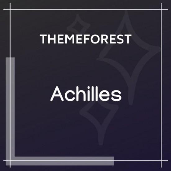 Achilles Multipurpose Magazine Blog WordPress Theme