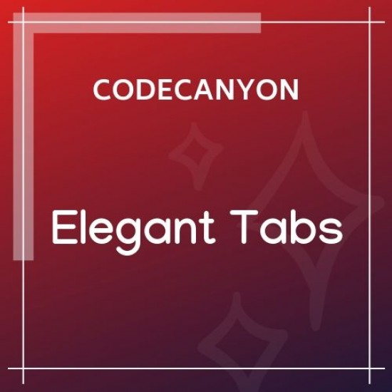 Elegant Tabs for WooCommerce 3.1.2