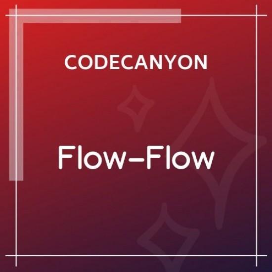Facebook Instagram Twitter Feed Flow Flow