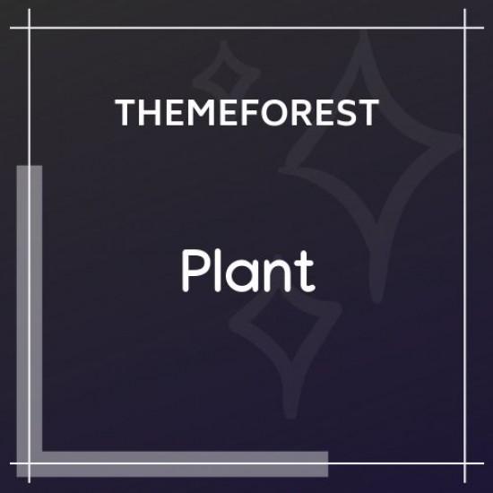 Plant Gardening Houseplants WordPress Theme