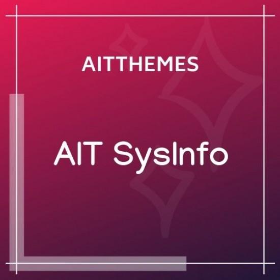 AIT SysInfo WordPress Plugin