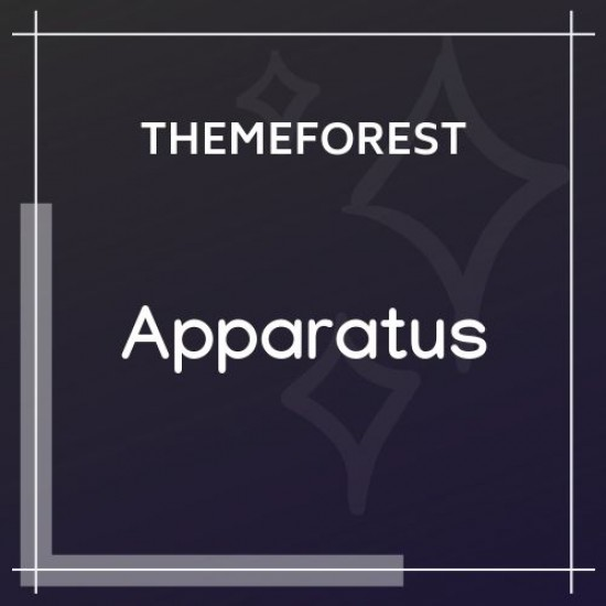 Apparatus | A Multi-Purpose One-Page Landing Theme