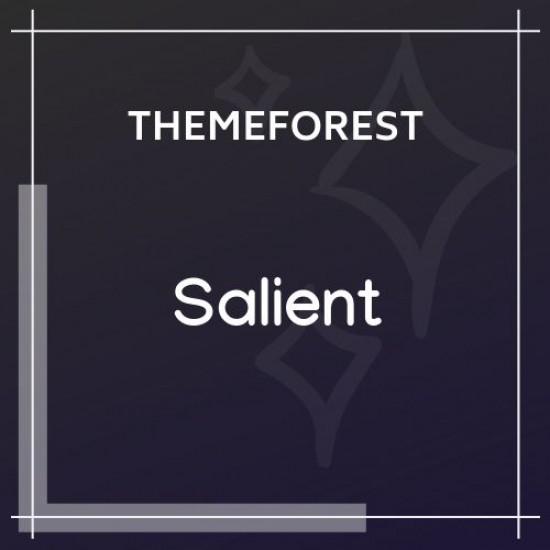 Salient Responsive Multi-Purpose Theme