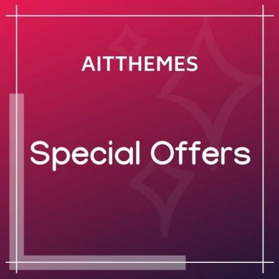 Special Offers WordPress Plugin
