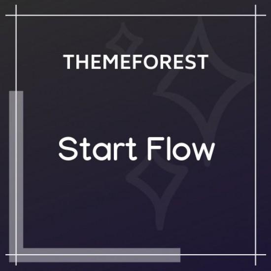 Start Flow Startup and Creative Multipurpose Theme 1.3